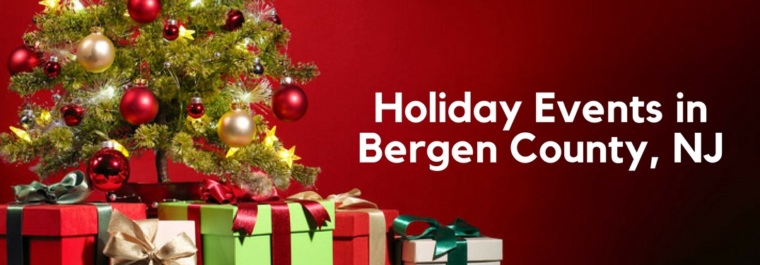 holiday events in bergen county, new jersey