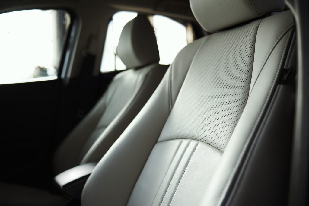 2019 mazda cx-3 seat detail