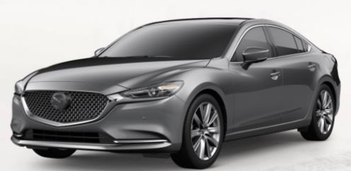 2018 mazda6 machine gray metallic