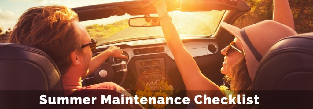 Tips & Tricks: 10 Things to Check On Your Vehicle Ahead of a Summer Road Trip