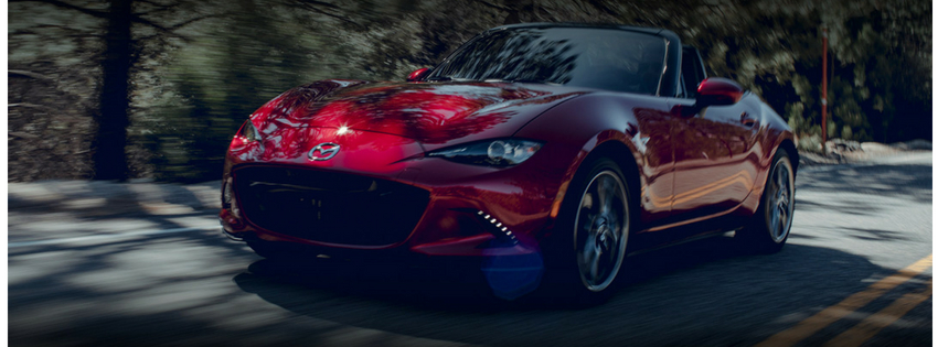 2019 mazda mx-5 miata rf full view