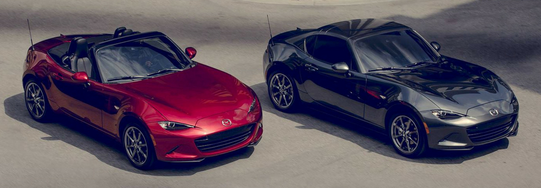 2019 Mazda Mx 5 Miata Rf Trim Levels Pricing And Release Date