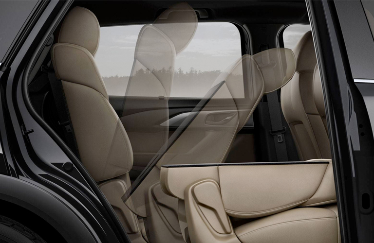 2019 mazda cx-9 2nd row folding seats