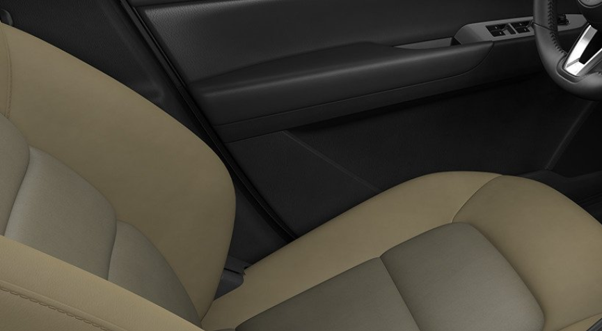 2019 Mazda Cx 5 Interior Upholstery Fabric And Color Options