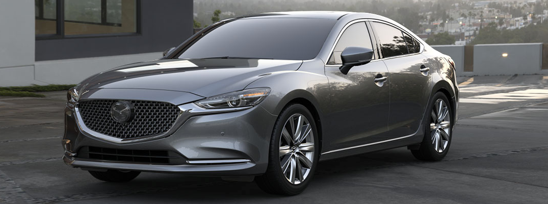 What are the Color Options for the 2019 Mazda6?