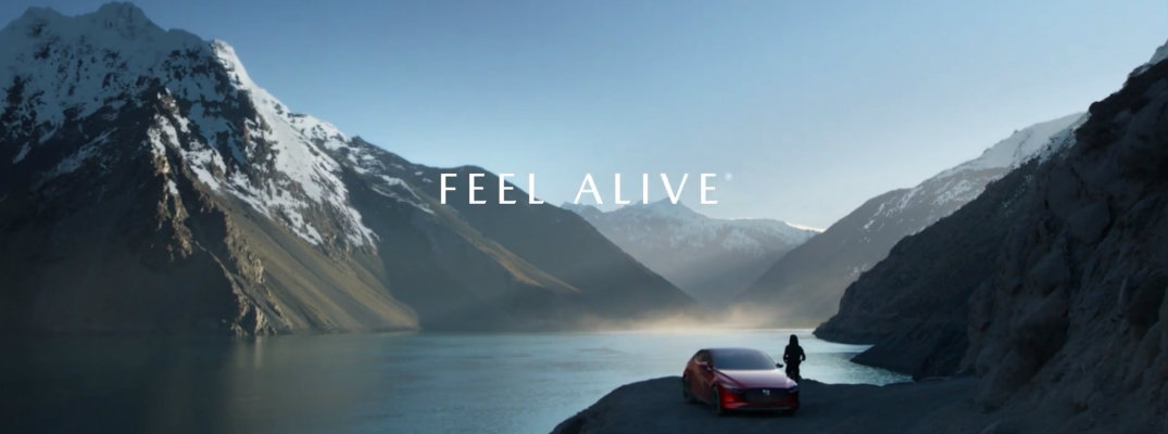 Mazda Debuts New FEEL ALIVE® Campaign and Song