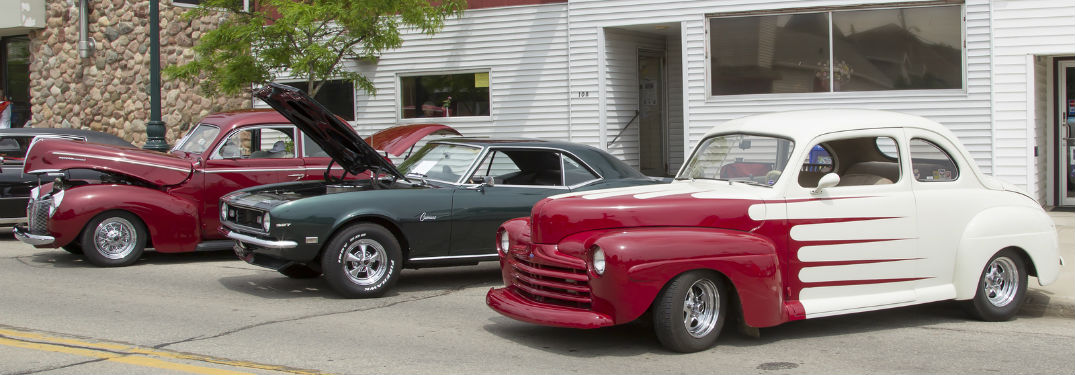 Check Out These St Paul Summer Car Shows 2016