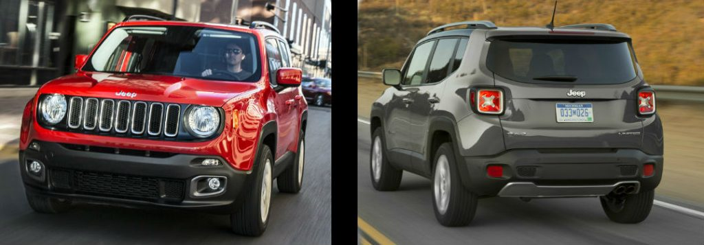 2016 jeep renegade vs 2017 jeep renegade. Black Bedroom Furniture Sets. Home Design Ideas