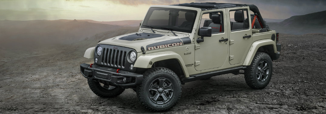 2017 jeep wrangler rubicon recon release date. Black Bedroom Furniture Sets. Home Design Ideas