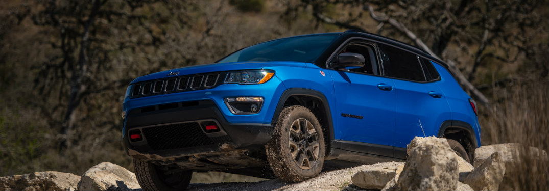 2017 Jeep Compass Fuel Economy And Engine Specs