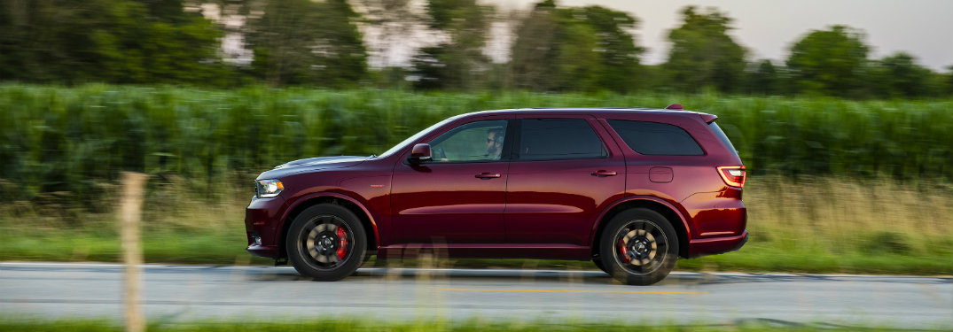 Dodge Suv List >> User Friendly Technology Options On The 2018 Dodge Durango