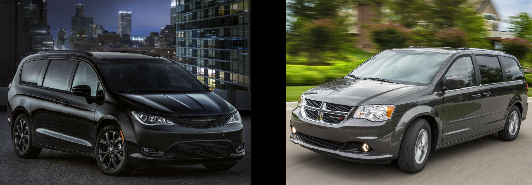 Chrysler Pacifica Vs Dodge Grand Caravan - 2017 pacifica invoice