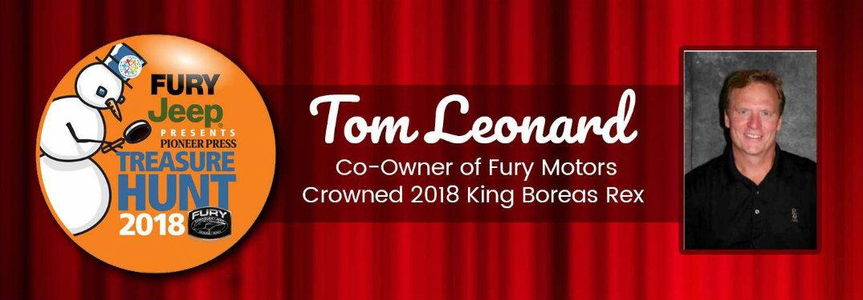 Pioneer Press Treasure Hunt Results and a King Boreas from Fury Motors