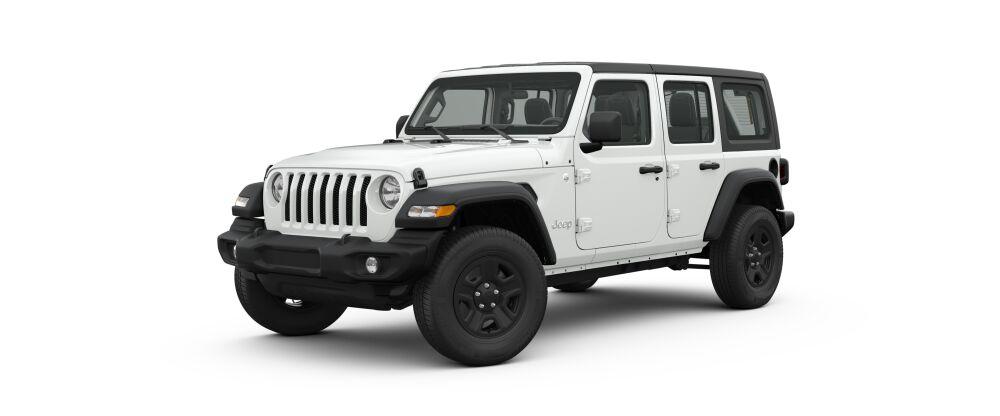 jeep wrangler options bright soft hard exterior