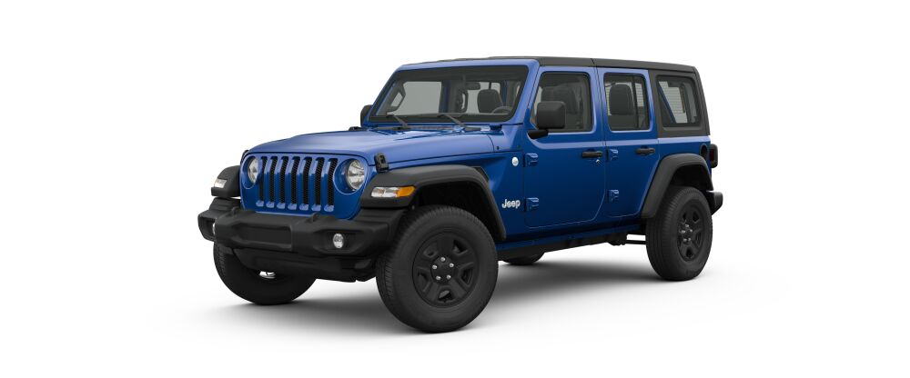 Jeep Wrangler Colors >> Exterior And Hard And Soft Top 2018 Jeep Wrangler Color Options