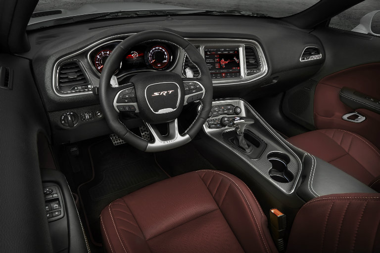 Amazing 2019 Dodge Challenger SRT Hellcat Redeye Interior Amazing Design