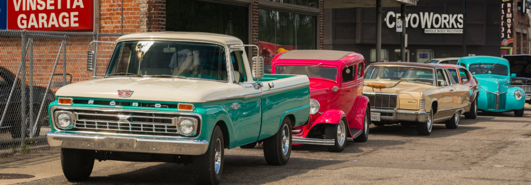 Summer Car Shows 2018 Near the Twin Cities