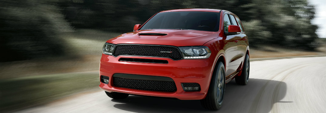 2019 Dodge Durango: Updated Styling, New Features, Price >> 2019 Dodge Durango Engine Options New Features