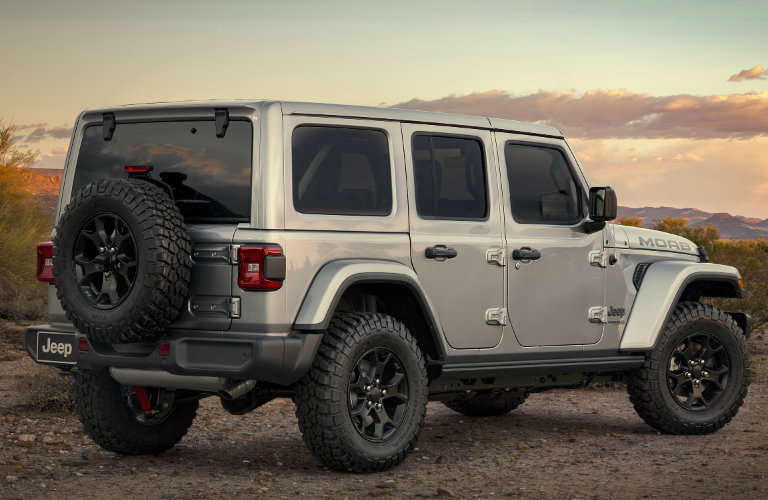 2018 Jeep Wrangler Moab Edition Features And Capabilities