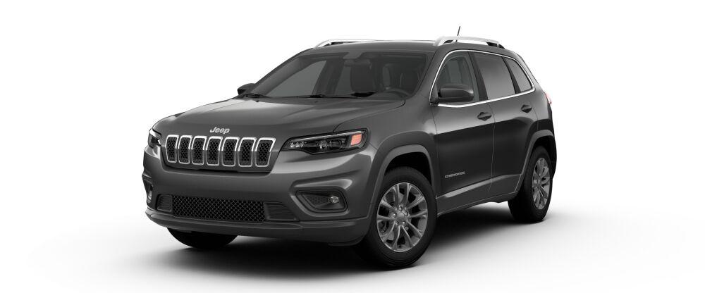 2019 Jeep Cherokee Granite Crystal Metallic O Stillwater Fury Motors