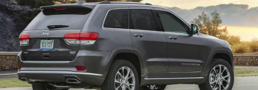 2019 Vs 2018 Jeep Grand Cherokee Features And Advantages