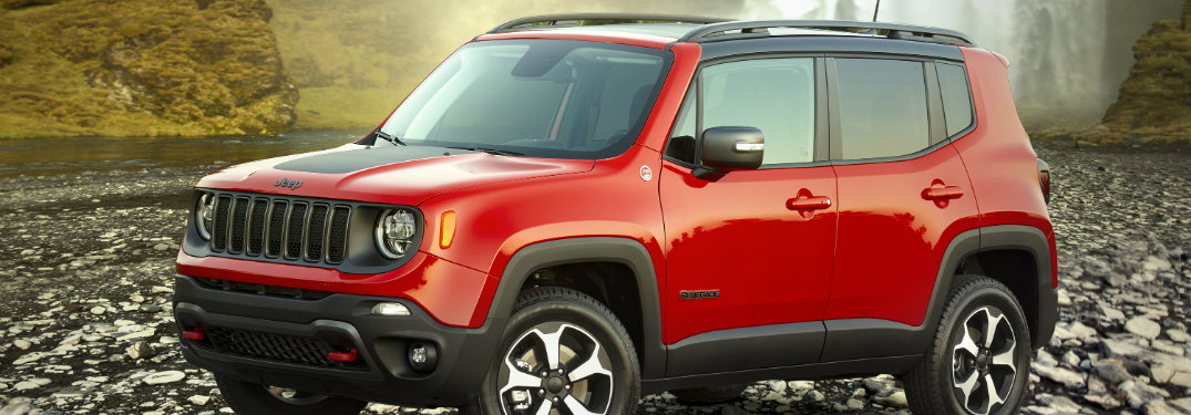 2019 Jeep Renegade Powertrain Specs And New Features