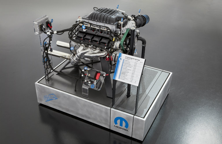 Hellephant Crate Engine from Mopar