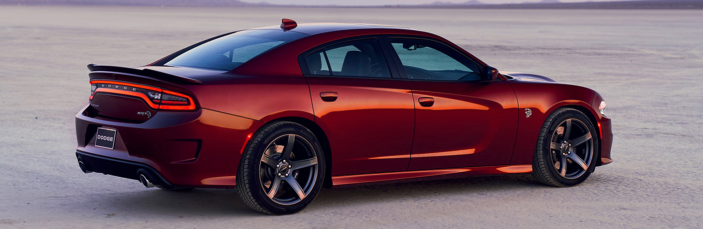 What Exterior Paint Colors are Offered on the 2019 Dodge Charger?