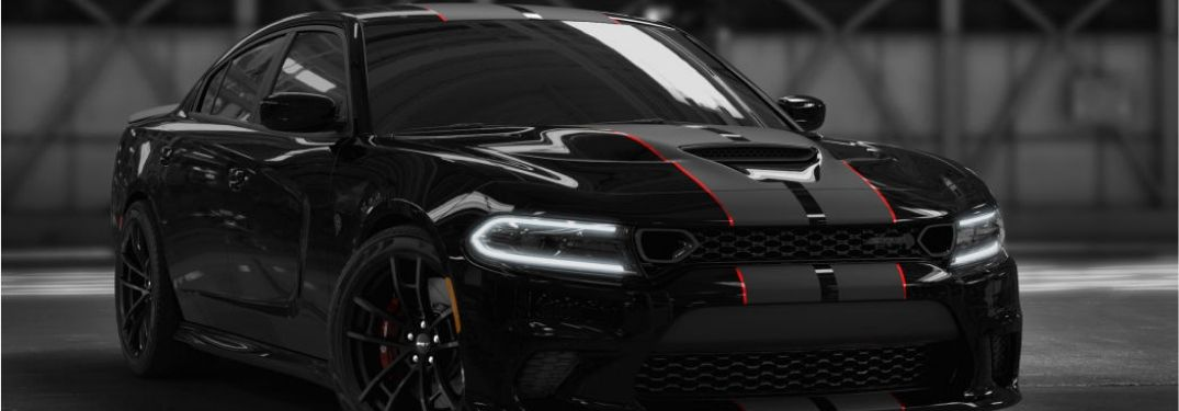 Meet the Blacked-Out Dodge Charger SRT Hellcat Octane Edition