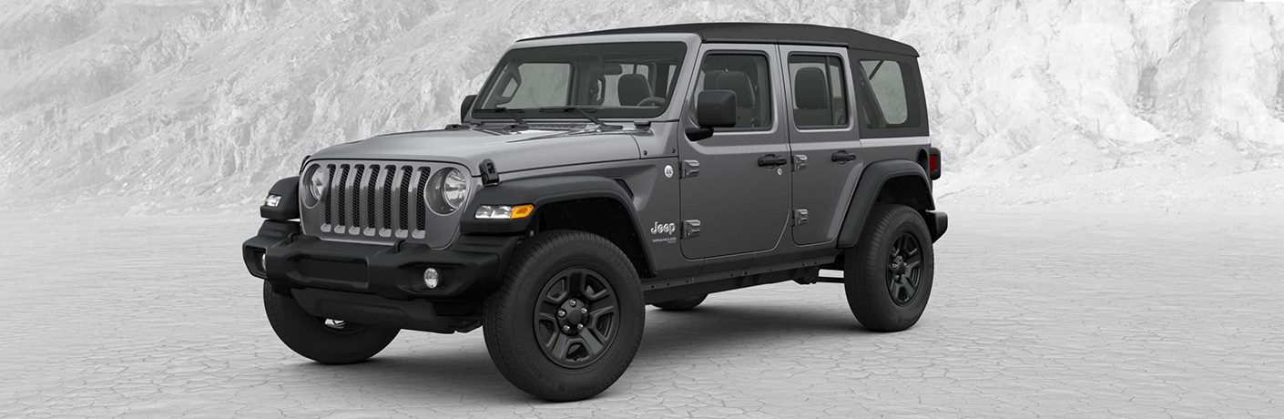 2019 Jeep Wrangler Vs 2019 Jeep Wrangler Unlimited