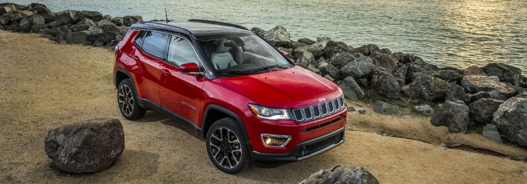 2020 Jeep Compass by waterside