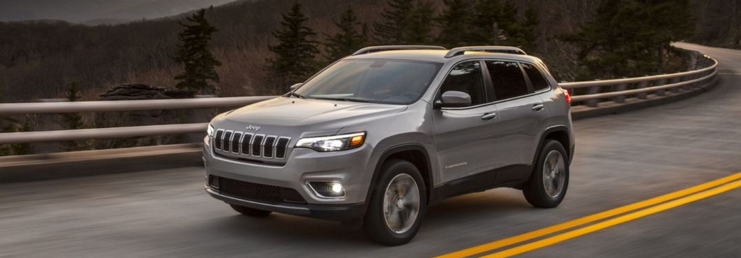 2020 Jeep Cherokee Brings New Advanced Safety Group and Exterior Colors