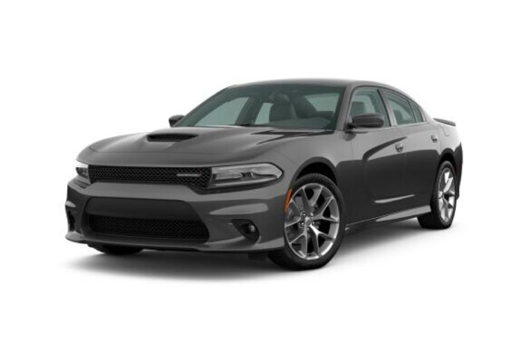 2020 Dodge Charger in Granite Crystal