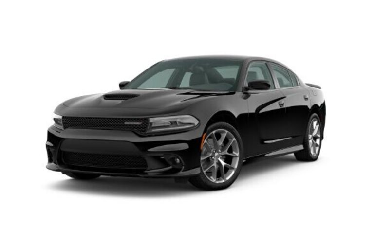 2020 Dodge Charger in Pitch Black
