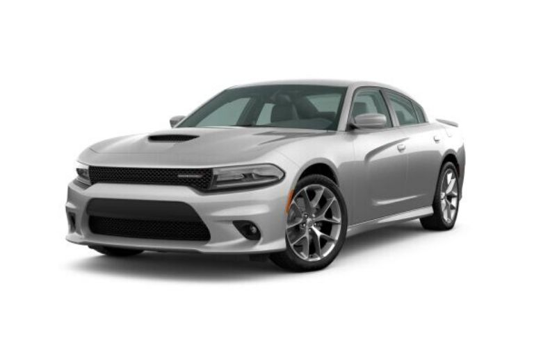 2020 Dodge Charger in Triple Nickel
