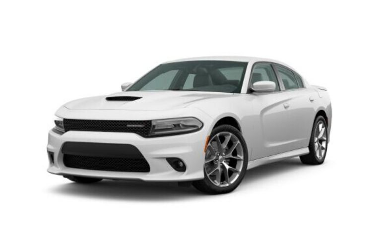 2020 Dodge Charger in Knuckle White