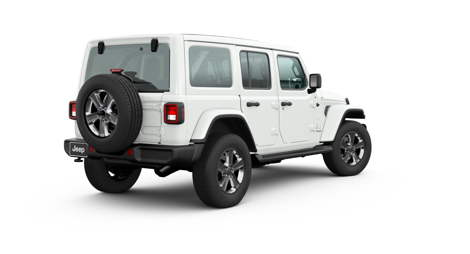 2020 Jeep Wrangler Sky One-Touch™ Power Top up