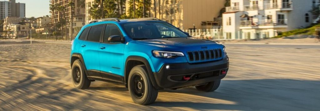 Discover Your Ideal 2020 Jeep Cherokee Trim Level
