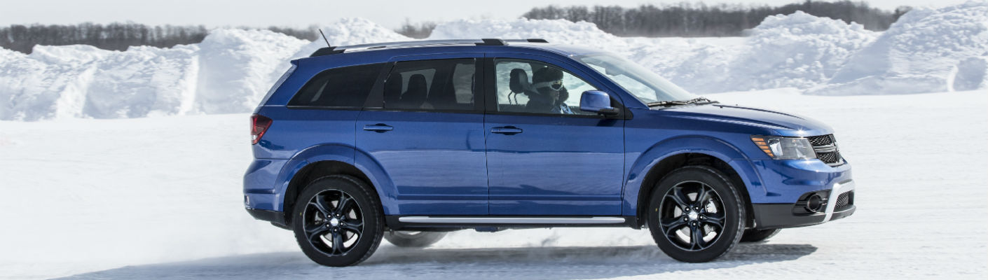 2020 Dodge Journey blue