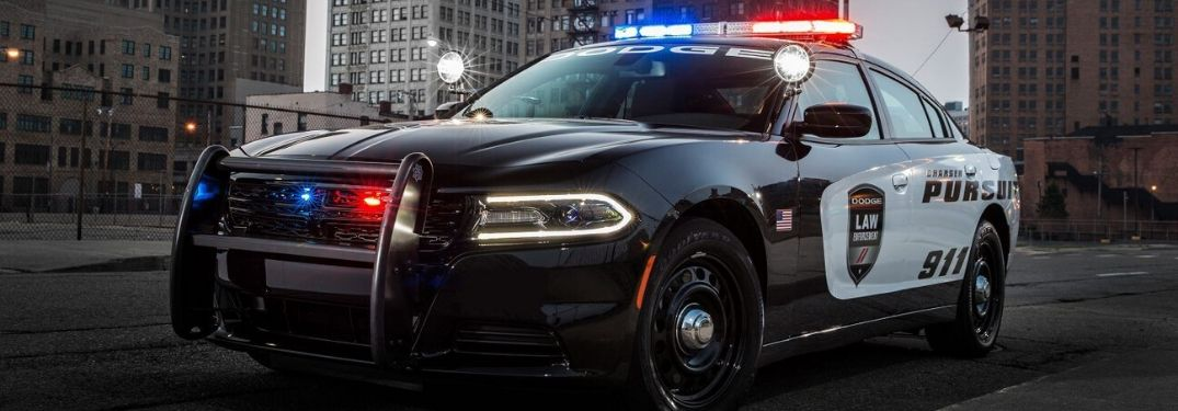 2017 Dodge Charger Pursuit in city