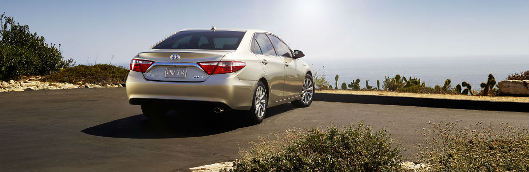 What's new with the 2017 Toyota Camry?