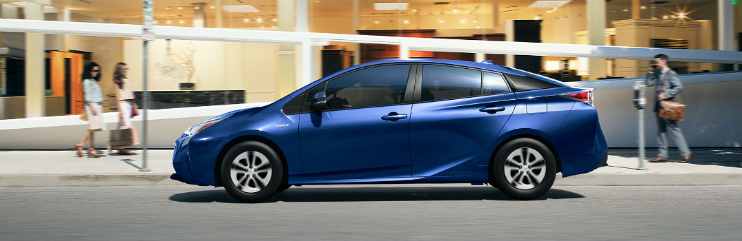 How efficient is the 2016 Toyota Prius?