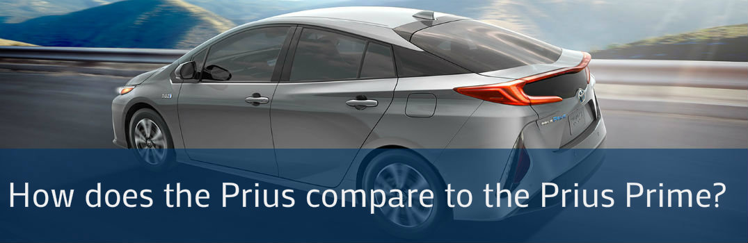 How does the Prius compare to the Prius Prime?