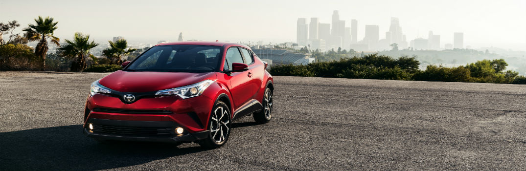 What is the Toyota C-HR?