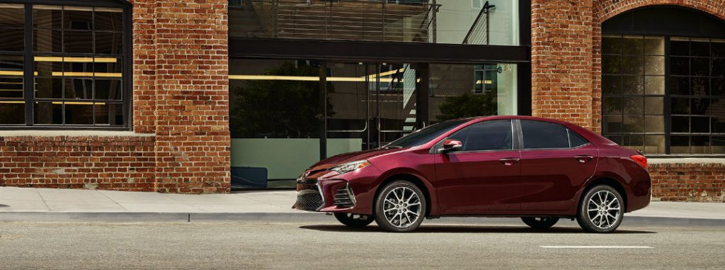 2017 Toyota Corolla Trim Levels and Pricing