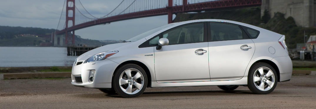 Used Toyota Prius Models in St. Louis MO