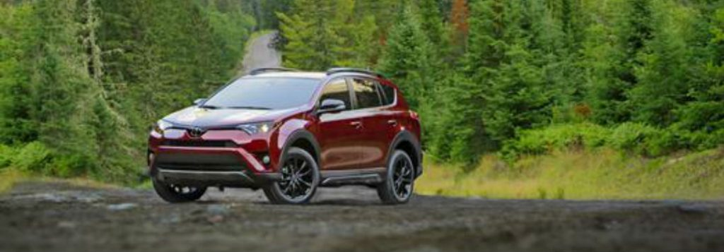 2018 Rav4 Adventure Features And Pricing Ackerman Toyota