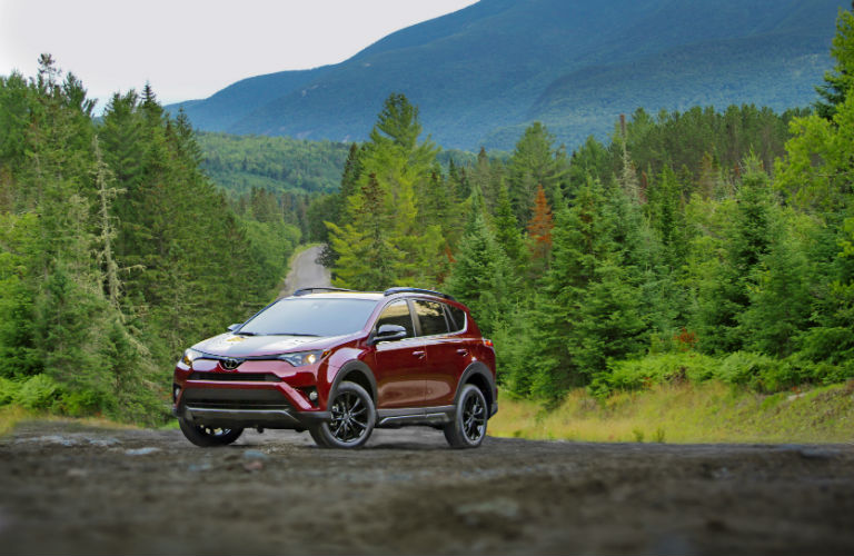 2018 Rav4 Adventure Towing Capacity And Ground Clearance