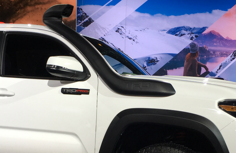 2019 Toyota Tacoma Trd Pro Features And Updates