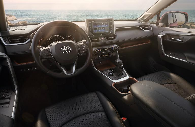 2019 Toyota Rav4 Redesign And Updates Ackerman Toyota